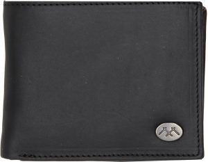 Micmacbags Colorado Billfold laag - Zwart