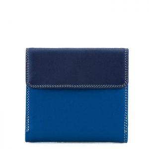 Mywalit Tab And Flap Wallet Portemonnee Denim