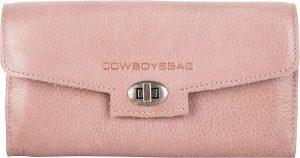 Cowboysbag Wiley Dames Portemonnee - Mauve