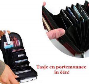 De All-in-1 purse - Een tasje en portemonnee in één
