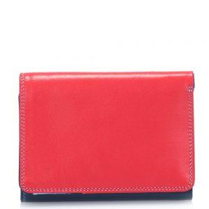 Mywalit Medium Tri-Fold Wallet Portemonnee Royal