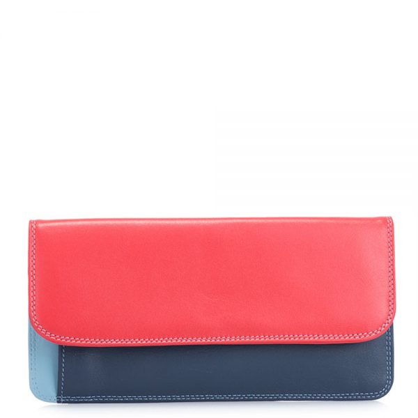 Mywalit Simple Flapover Purse/Wallet Portemonnee Royal