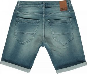 Cars Jeans Barcks short heren blauw/denim