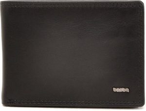Berba Heren Portemonnee Soft 002-201 Black