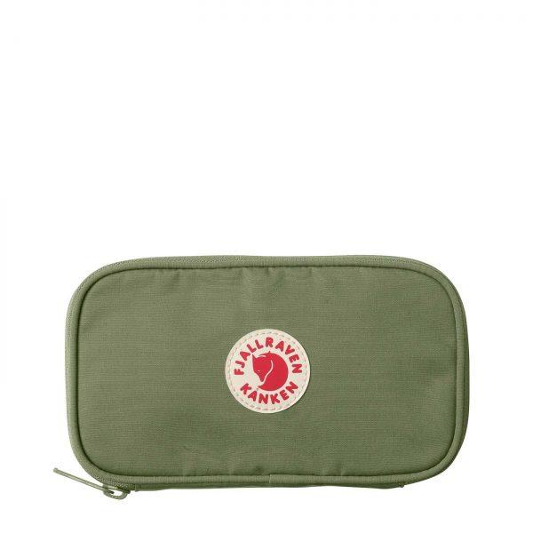 FjallRaven Kanken Travel Wallet Green