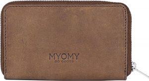 MYOMY MY CARRY BAG Wallet Medium (RFID) - hunter original