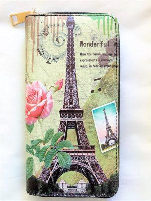 Portemonnee Parijs Eiffeltoren