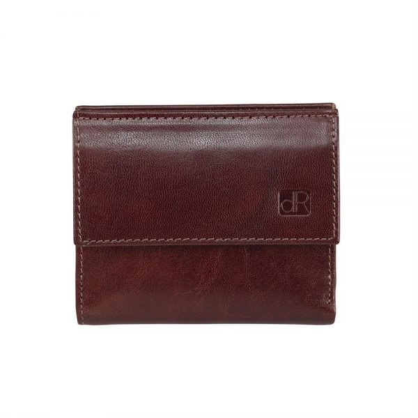 dR Amsterdam Canyon Billfold Chestnut 2535